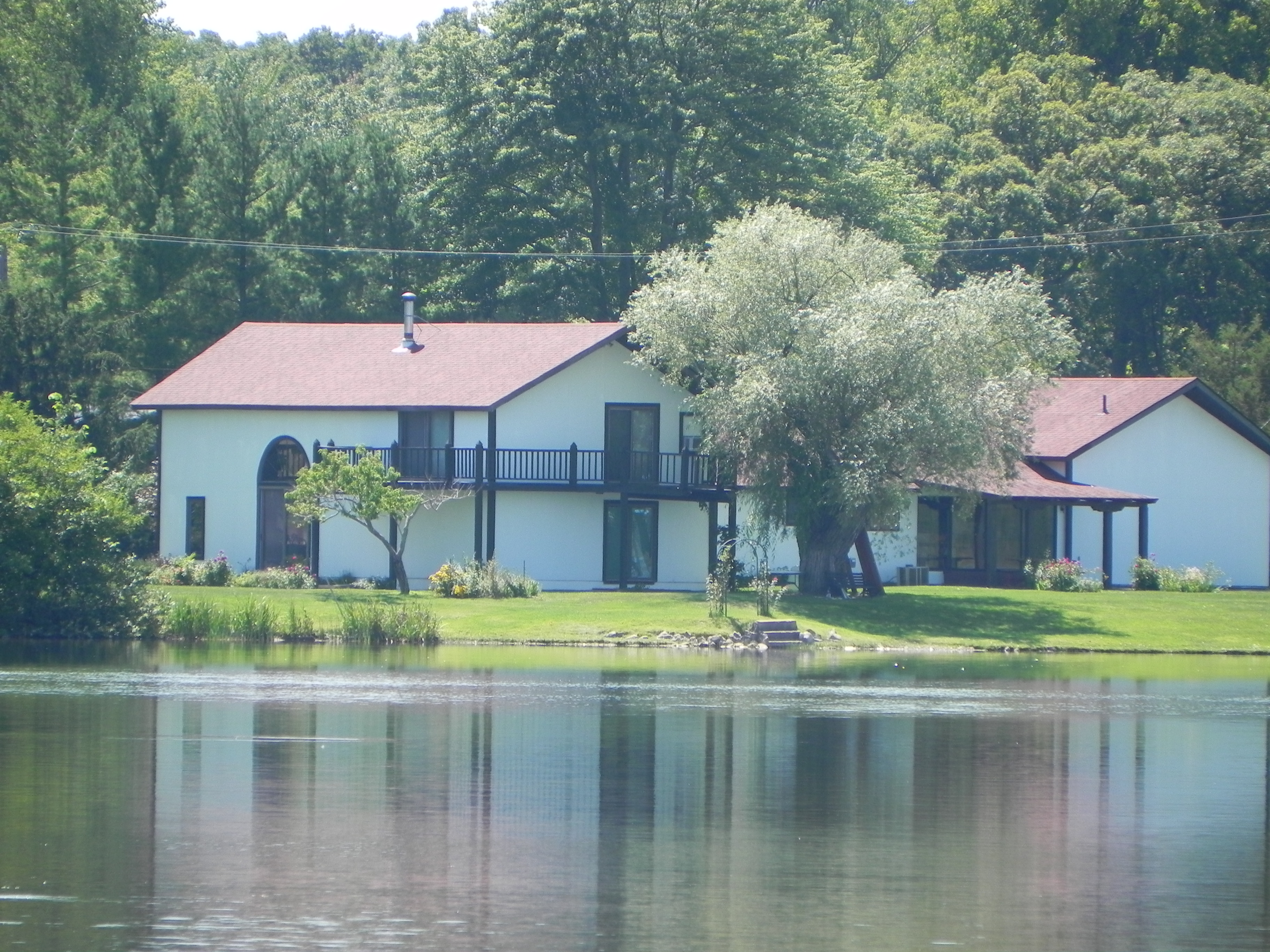 Michigan oakland county franklin - Oakland County Lake Homes For Sale