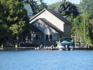 Bald Eagle Lake in Oakland County MI