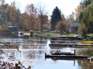 Dunleavy Lake Highland Michigan