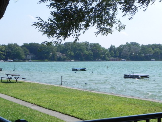 Pine Lake Oakland County Michigan