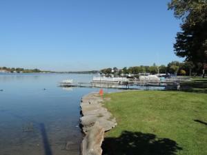 Sylvan Lake in Oakland County