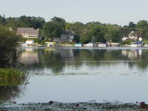 Commerce Lake in Commerce Lake MI