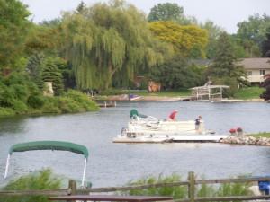 Lake Sherwood in Oakland County MI