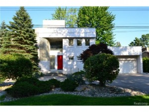 West Bloomfield Lake home for sale