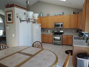 Open Layout Kitchen