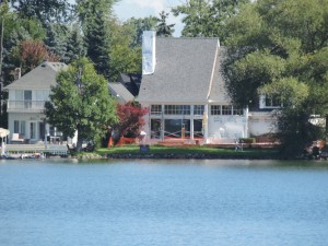 Pine Lake In West Bloomfield MI