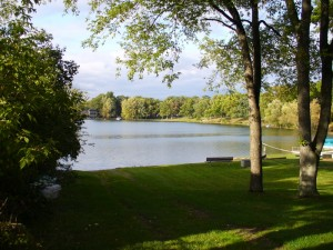 Huntoon Lake in Oakland County MI