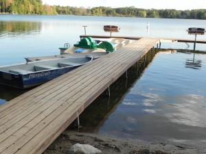 Brighton Lake in Livingston County MI