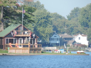 Pontiac Lake in White Lake Township