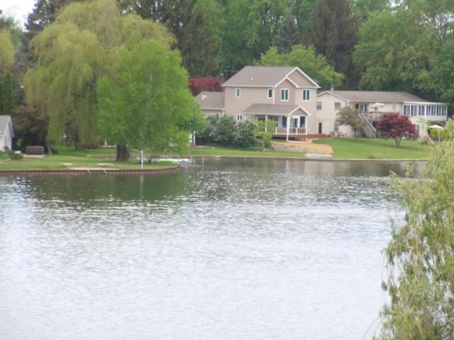 lakefront homes for sale near clarkston michigan oakland