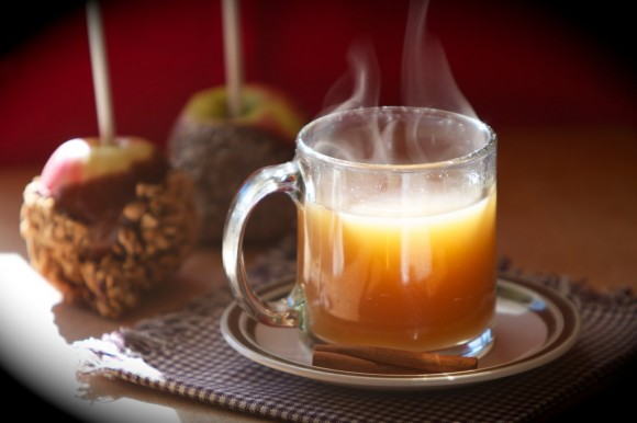 Spiced Mulled Cider Recipe — Dishmaps