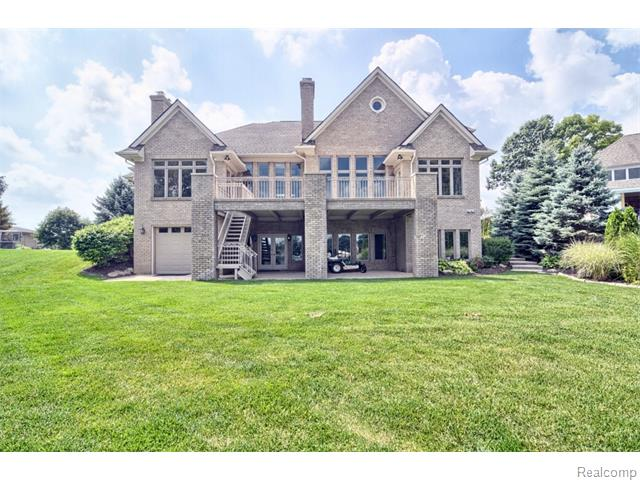 Homes For Sale In Oakland County With Lakefront
