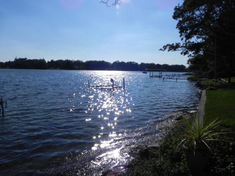 Silver Lake Oakland County Lakefront Home For Sale Michigan