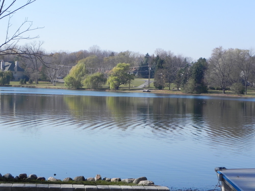 Waterfront Homes For Sale On Walled Lake Mi