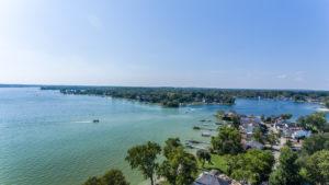 Cass Lake Waterford Michigan