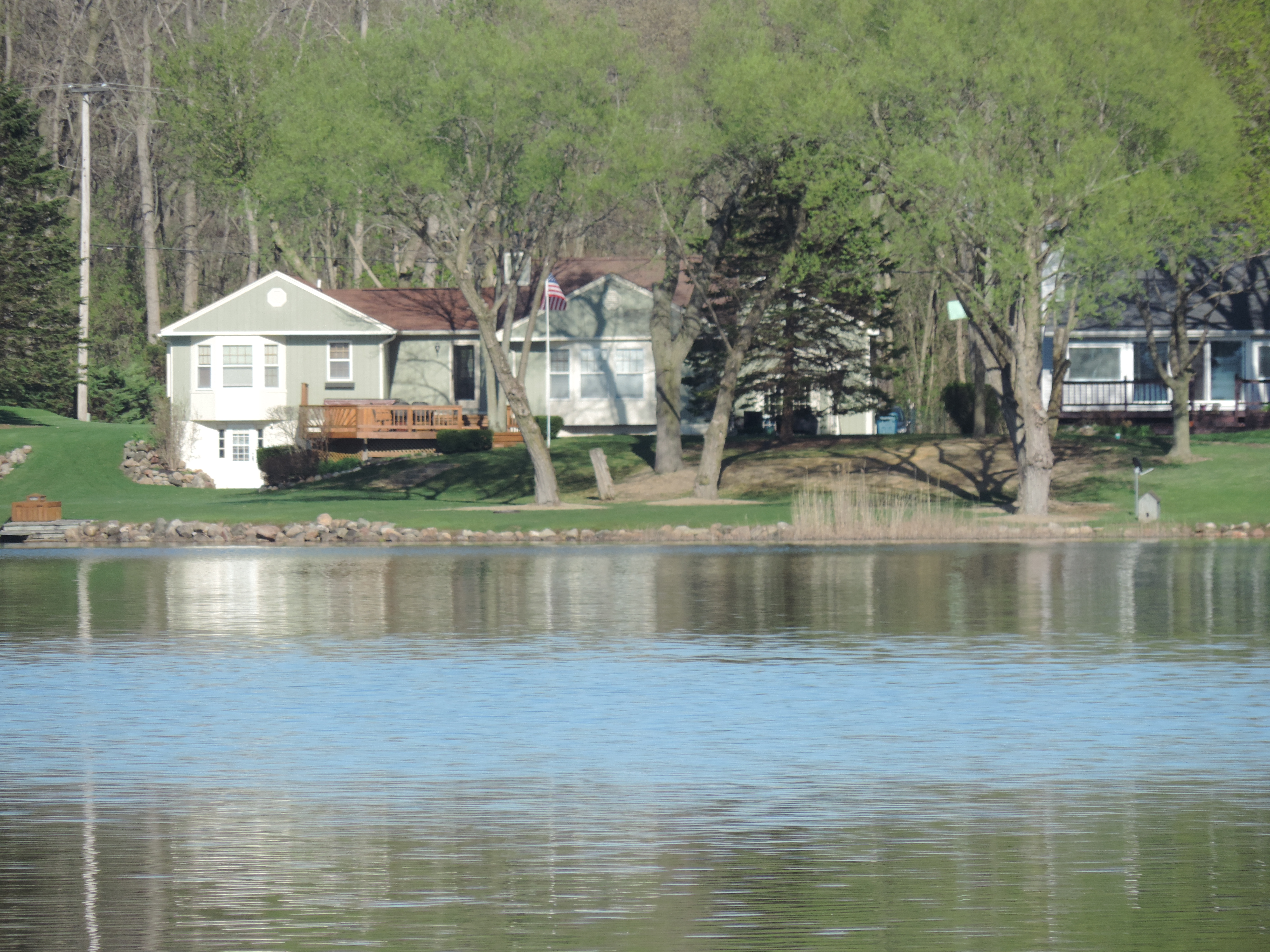 Lake houses for sale in Holly Michigan   Oakland County Lakefront ...